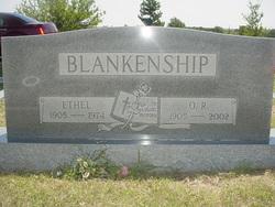 Ethel <I>Herndon</I> Blankenship