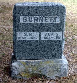 Ada S <I>Board</I> Burnett
