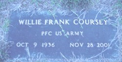Willie Frank Coursey