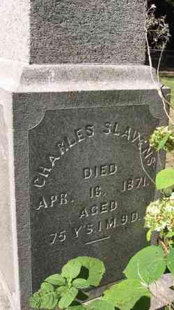 Charles Slavens