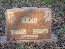 Grover Cleveland Rice