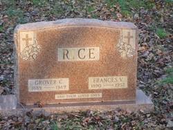 Frances Verona <I>Harvey</I> Rice