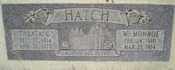 Theata Gilroy Hatch