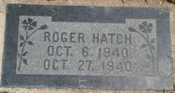 Roger Hatch