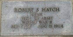 Robert Sharp Hatch