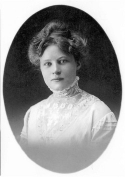 Margaret <I>Milburn</I> Hatch