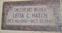 Leita Elnore <I>Chatwin</I> Hatch