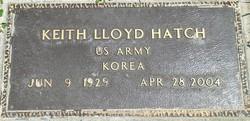 Keith Lloyd Hatch
