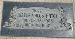 Justus Valoy Hatch