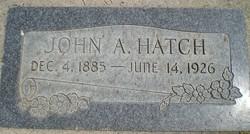 John Alexander Hatch