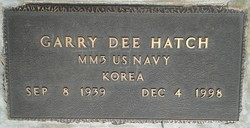 Garry Dee Hatch