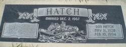 Don Hatch