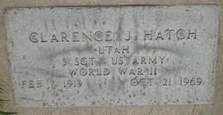 Clarence Joseph Hatch