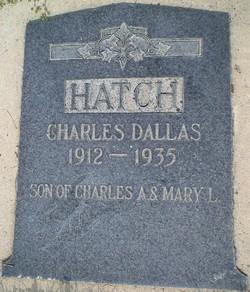 Charles Dallas Hatch