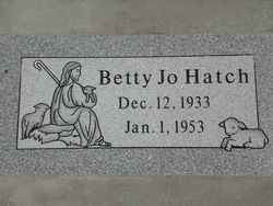 Betty Jo Hatch