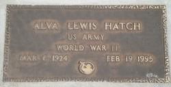 Alva Lewis Hatch