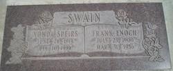 Franklin Enoch Swain