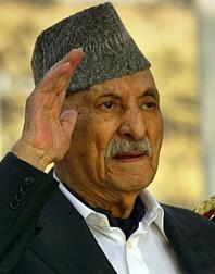 Mohammad Zahir Shah