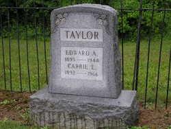 Carrie Elizabeth <I>Shilling</I> Taylor