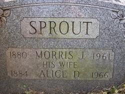 Morris J. Sprout