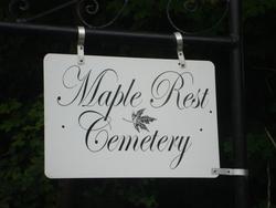 Maple Rest Cemetery