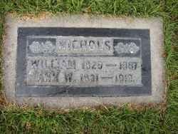 Ann <I>Webber</I> Nichols