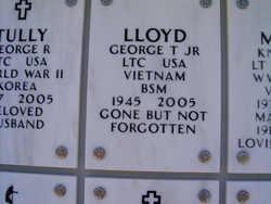 George T Lloyd, Jr