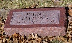 Pvt John Leroy Fleming