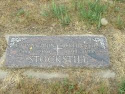 Bertha <I>Lehr</I> Stockstill