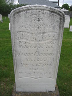 Mary Ann <I>Brower</I> Clemens