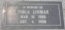 Viola E <I>Westerling</I> Linman