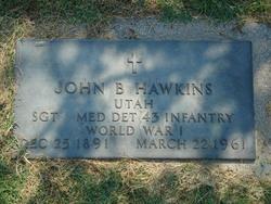 John Buckwalter Hawkins