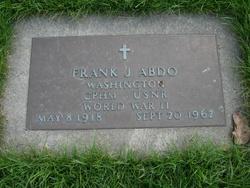 Frank J Abdo