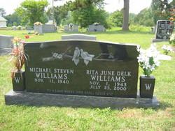 Rita June <I>Delk</I> Williams