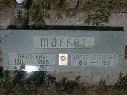 Janet <I>Leishman</I> Moffat