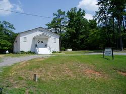 Johnson Grove Baptist Church Cemetery