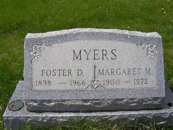 Margaret M. <I>Rearigh</I> Myers