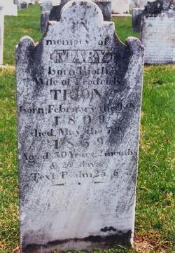 """Maria """"Polly"""" <I>Reed</I> Treon"""