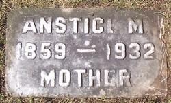 Anstice Mary <I>Bradford</I> Eaton
