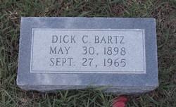 """Dietrich Charles """"Dick Carl"""" Bartz"""