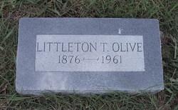Littleton Thomas Olive