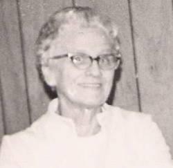 Anna Margaret <I>Groeper</I> Marcoe