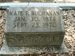 Kate P. <I>Clyde</I> Buchanan
