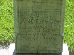 Nettie Augusta <I>Thornton</I> Anderson