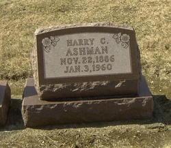 Harry C Ashman