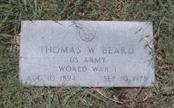 Thomas W. Beard, Sr