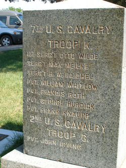 Sgt Henry W Raichel