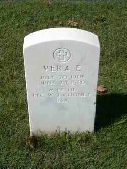 Vera E Cooney