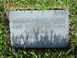 Beverly Connell Curtis