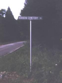 Borden Cemetery